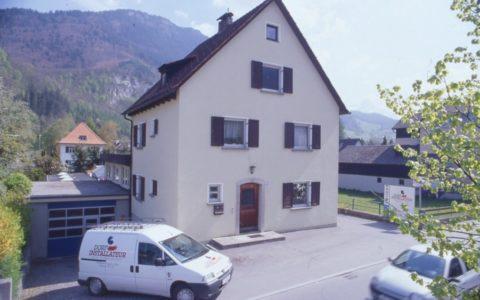 Standort Bludenz Dorfinstallateur