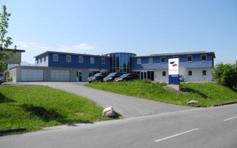 Standort Wolfurt Dorfinstallateur Götzis