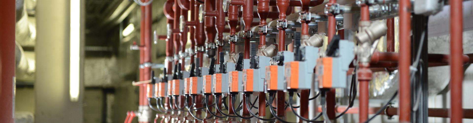 Heizungsinstallation Dorfinstallateur bei arlberg1800 kunsthalle st. christoph