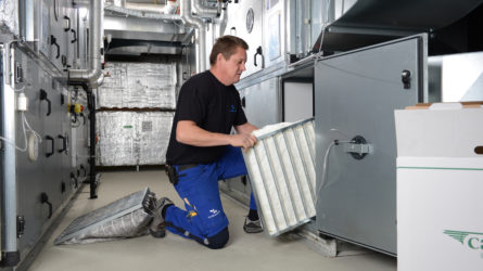 klimaanlage lüftungsanlage lüftungsreinigung