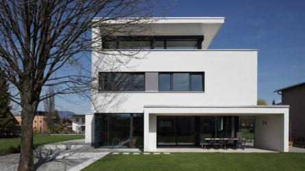 Referenz Dorfinstallateur Einfamilienhaus Dornbirn