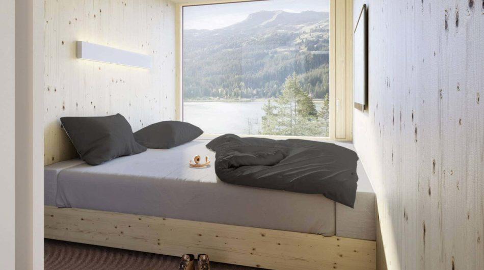 Referenz Dorfinstallateur Hotel Revier Lenzerheide Zimmer