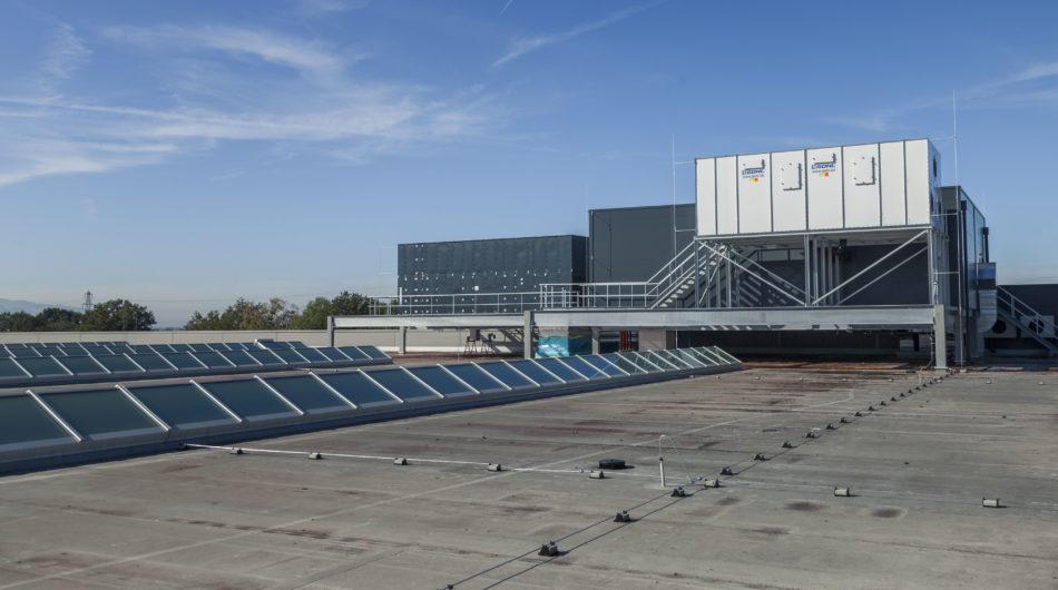 Referenz Dorfinstallateur Meusburger Wolfurt Technikraum Heizung Dach Solar