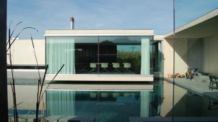 Referenz Dorfinstallateur Rankweil Pool Einfamilienhaus