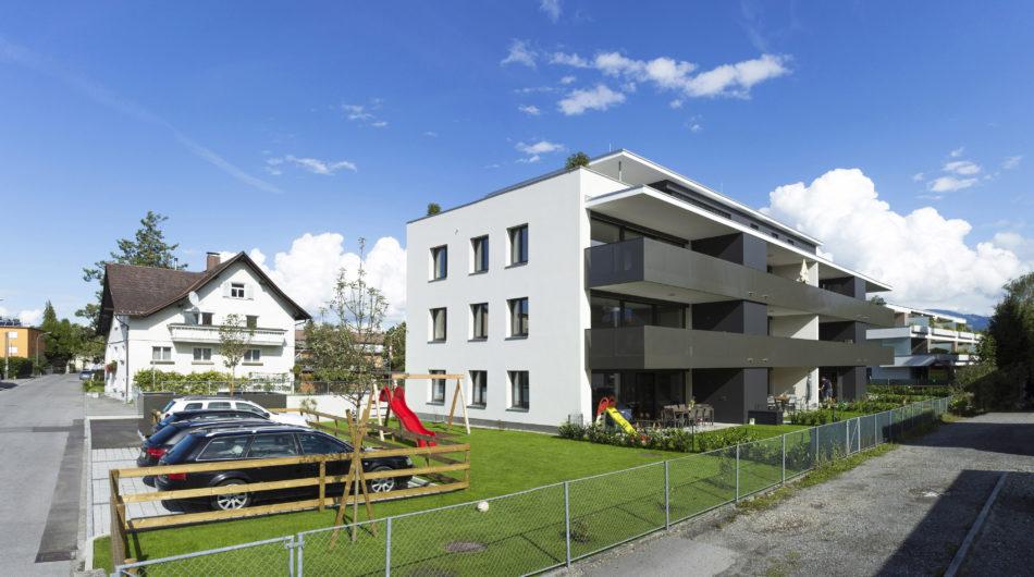 Referenz WA Lustenau Lerchenfeld Dorfinstallateur Referenz