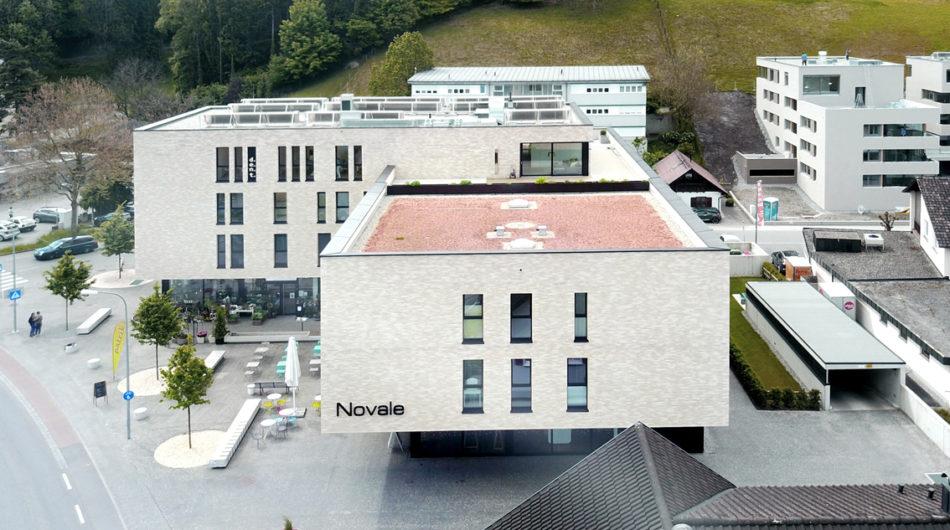 Novale Nofels Referenz Dorfinstallateur
