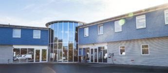 Gebäude Standort Wolfurt Dorfinstallateur