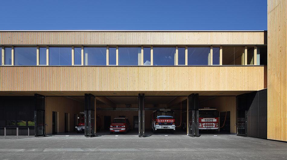 Referenz Dorfinstallateur Sicherheitszentrum Bezau Feuerwehr