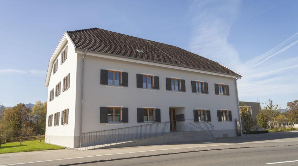 Referenz Dorfinstallateur Gemeindeamt Koblach