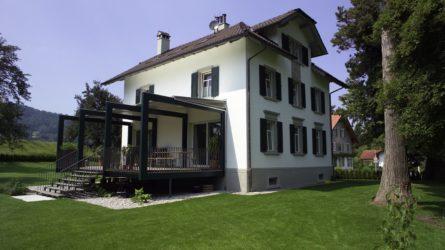 Referenz Lustenau Altbausanierung Dorfinstallateur
