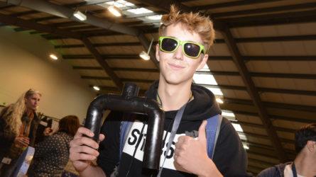 Lehrlingsmesse Walgau Dorfinstallateur Schüler
