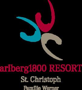 Logo Arlberg1800 Resort St. Christoph, Österreich