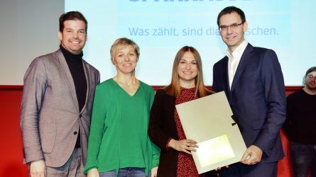 Auszeichnung Familienfreundlicher Betrieb Vorarlberg