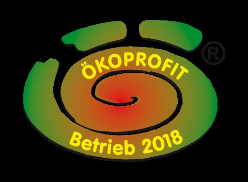 logo ökoprofit betrieb 2018