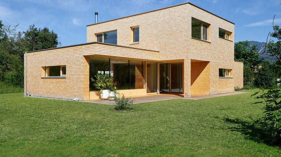 Wohnbau Hausbau Vorarlberg Installateur