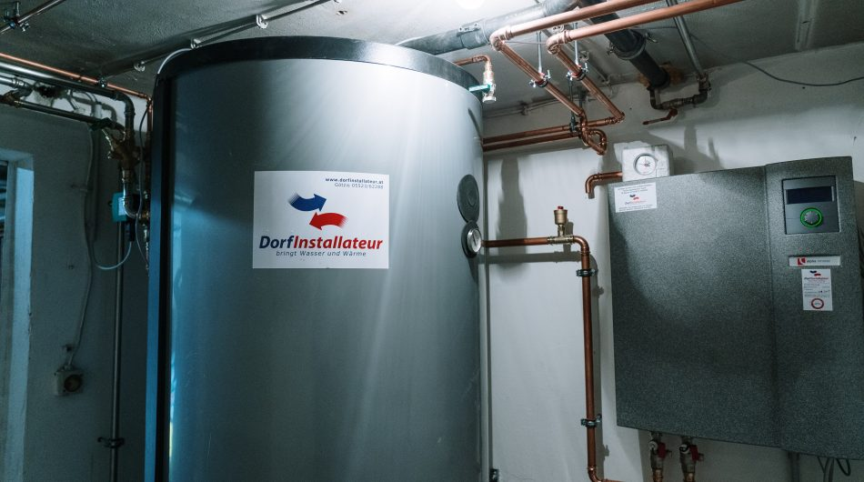 luftwärmepumpe boiler