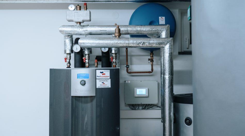 wärmepumpe sole boiler